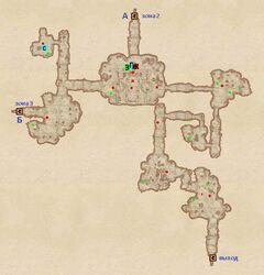 Пещера Кровного Родства. План