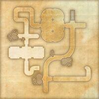 Яичная шахта Залкин-Сул (план) 2