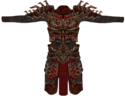 Daedric Armor (Oblivion) Female