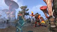 ESO Morrowind combattimento