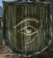 Mages Guild Plaque - Morrowind