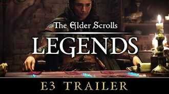 The Elder Scrolls Legends - E3 Trailer 2019
