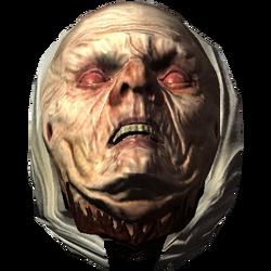 Голова гленморильской ведьмы