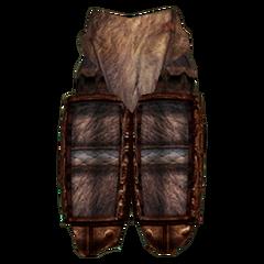 Северные меховые поножи (morrowind)