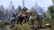 Alliance War Horse Альянсовый боевой скакун