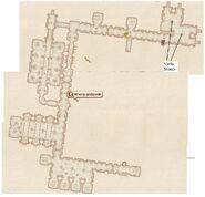 Wenyandawik Edesel map