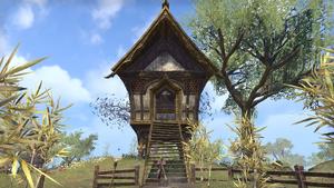 Здание в Плантации Ловца Ветра 2