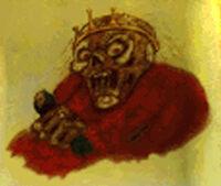 Зурин Арктус в образе Подземного Короля