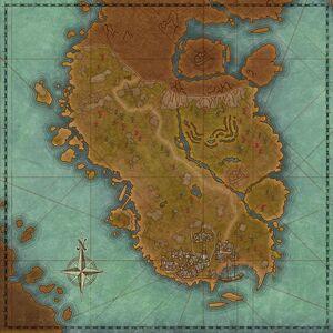 Илувамир (карта)
