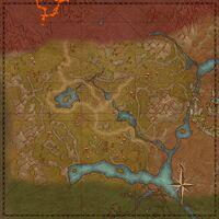 Пахучий суглинок (карта)