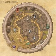 Arcane University Map - Domination