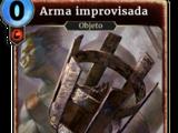 Arma improvisada