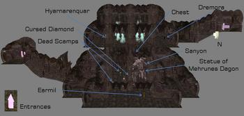 Shrine map