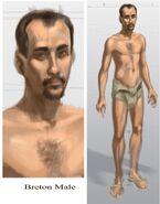 Breton Male