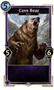 Cave Bear (Legends) DWD