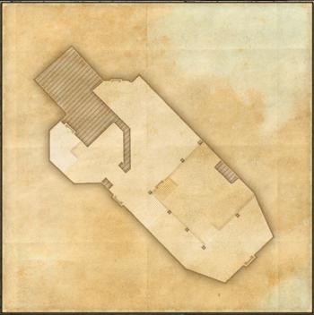 Main hall map