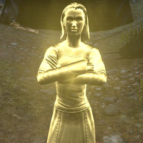 Meridia z gry The Elder Scrolls Online
