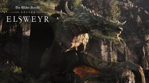 The Elder Scrolls Online Elsweyr - Cinemática de presentación