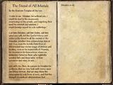 The Friend of All Mortals