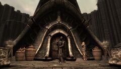 Храм Вороньей скалы (Dragonborn)