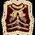 Ebony Cuirass (Oblivion) Icon
