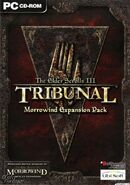 Morrowind Tribunal PC Cover