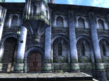 Здание в Имперском городе (Oblivion) 28