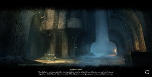 Abamath Ruins Loading Screen