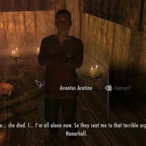 Aventus Aretino