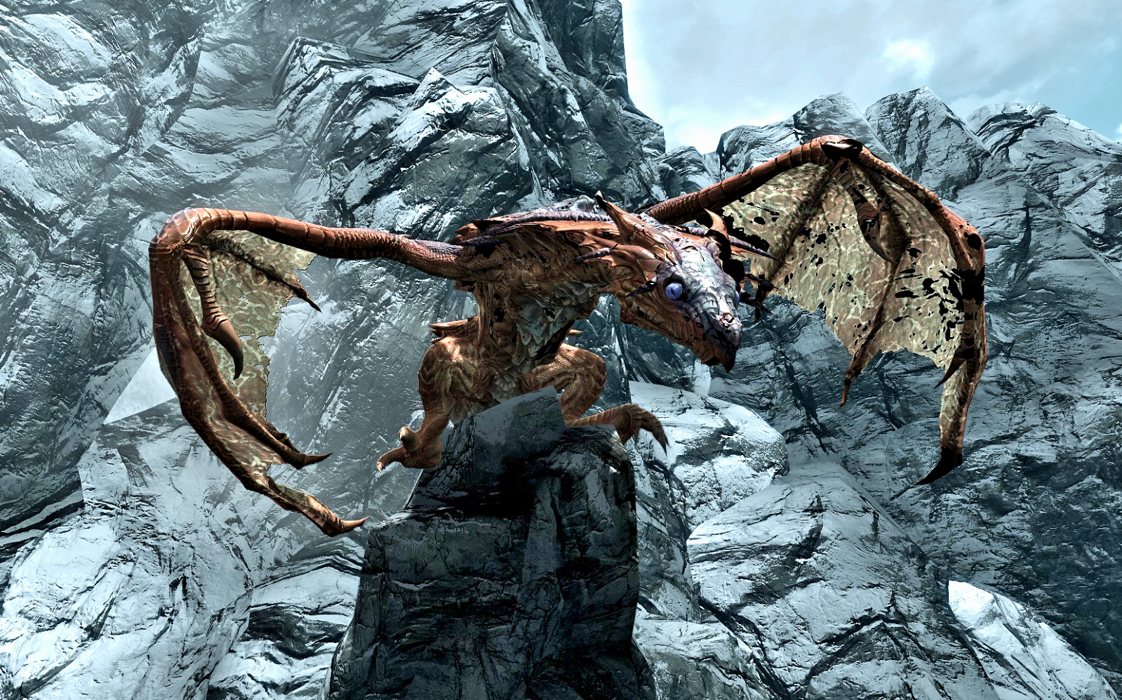 Dragons (Skyrim) | Elder Scrolls | FANDOM powered by Wikia