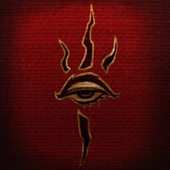Herb Hermaeusa Mory ze sztandaru z gry The Elder Scrolls Online