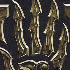 Zbliżenie na dłoń Viveka w logo TESO: Morrowind