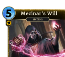 Mecinar's Will