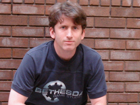 The 48-year old son of father (?) and mother(?) Todd Howard in 2019 photo. Todd Howard earned a  million dollar salary - leaving the net worth at  million in 2019