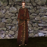 Вычурная Мантия 6 (Morrowind) жен