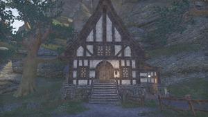Здание в замке Алькаир 9