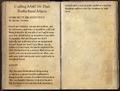 Crafting Motifs 36, Dark Brotherhood Maces.png