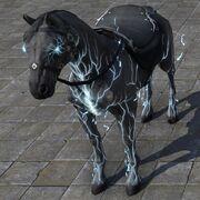 Mind-Shriven Horse Лошадь, лишенная рассудка