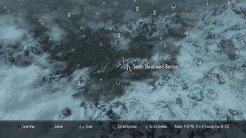 Shriekwind Bastion Elder Scrolls Fandom Powered By Wikia