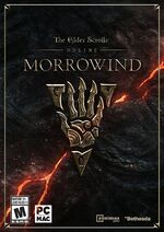 The Elder Scrolls Online Morrowind Cover