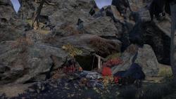 Пещера Ашиману ESOM