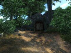 Пещеры Нижний Предел - вход