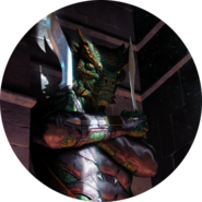 Argonian avatar bob 2 (Legends)