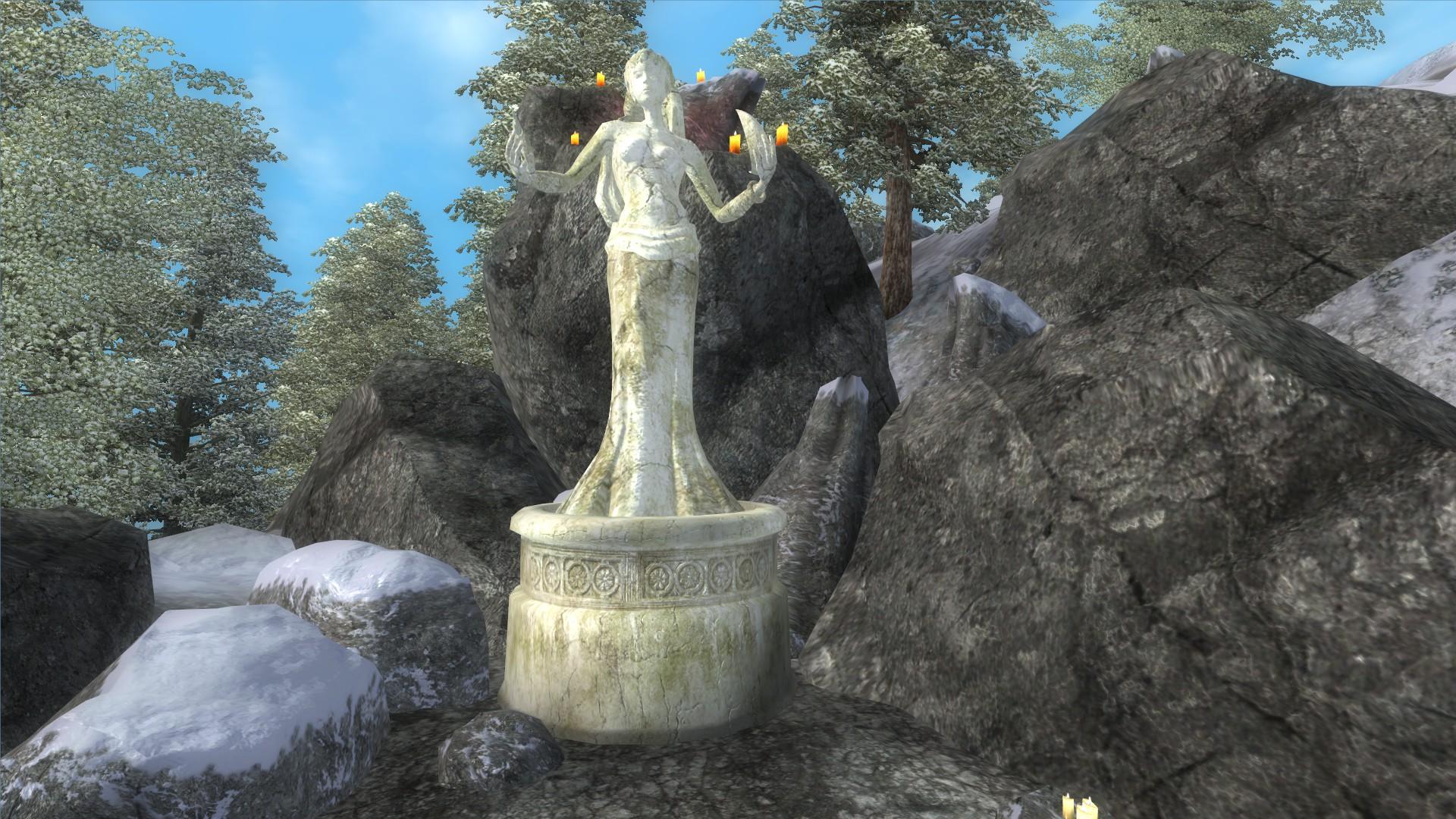 Azura Shrine Quest