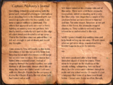 Captain Alphaury's Journal