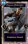 Fharun Defender (Legends) DWD