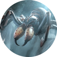Frostbite Spider avatar (Legends)