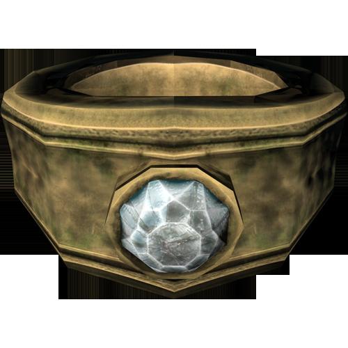Gold Diamond Ring Skyrim Elder Scrolls