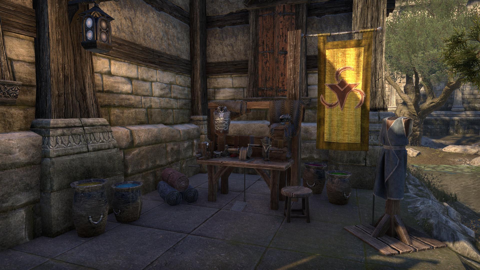 Outfit Station   Elder Scrolls   FANDOM powered by Wikia