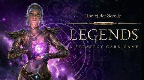 The Elder Scrolls Legends - Tráiler oficial del E3 2018